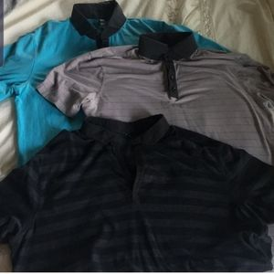 🆕️ Lululemon Polo Shirts Good Condition XL